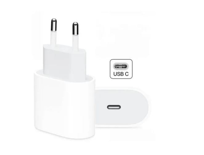Fonte Carregador Apple USB-C 20W Original