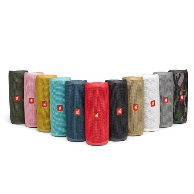 Caixa de Som Bluetooth Speaker JBL Flip 5 20W RMS