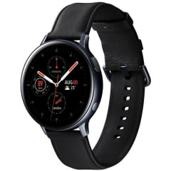 Smartwatch Samsung Galaxy Watch Active 2 40/44mm Stainless Steel com Wi-Fi e GPS